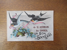 DE SAINT GERMAIN LES CORBEIL UN BON SOUVENIR - France