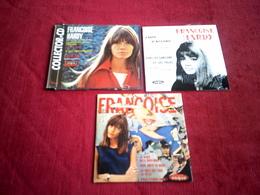 FRANCOISE HARDY  ° COLLECTOR CD  4 TITRES  ° LA MAISON OU J'AI GRANDI + 2 CD SINGLES 4 TITRES - Autres - Musique Française