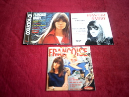 FRANCOISE HARDY  ° COLLECTOR CD  4 TITRES  ° LA MAISON OU J'AI GRANDI + 2 CD SINGLES 4 TITRES - Music & Instruments
