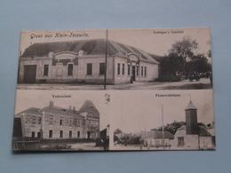Grusse Aus KLEIN-TESSWITZ ( Edit.: L. Forfter ) 1918 ( See Photo For Detail ) ! - Czech Republic