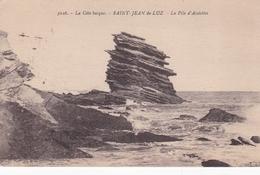 France St Jean De Luz La Pile D'Assiettes Postcard Used Good Condition - Saint Jean De Luz