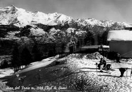 TORINO-VAL DI SUSA-PIAN DEL FRAIS-1956 - Italy