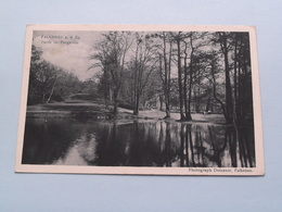 FALKENAU A.d. EG Partie Im TIERGARTEN ( Edit.: Dotzauer / Anna Adler ) 1923 ( See Photo For Detail ) ! - Tchéquie