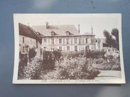 Cpa LABBEVILLE Le Château Pris Du Parc. - France