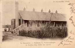 SAINT-POL-sur-MER-  20  1/5 - Le Sanatorium. Fondateur G. Vancauwenberghe. Le Pavillon Bray. 1902. - Saint Pol Sur Mer
