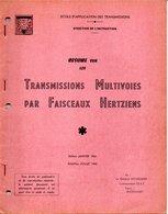 Résumé Sur Les Transmissions Multivoies Par Faisceaux Hertziens - EAT Montargis - Documents