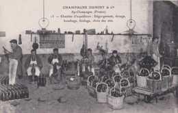 51 - Ay-Champagne - 13 - Chantier D'expédition - Pas Circulé - Animée - TBE - Ay En Champagne