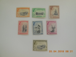 Sevios / Groot Brittannie / **, *, (*) Or Used - Swaziland (...-1967)