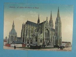 Ostende L'Eglise St.Pierre Et Paul - Oostende