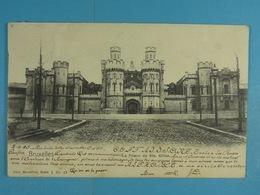 Bruxelles La Prison De St.Gilles - St-Gilles - St-Gillis