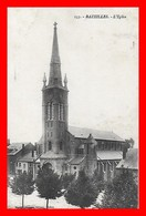 CPA (08)  BAZEILLES.  L'Eglise...E147 - France