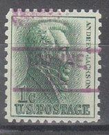 USA Precancel Vorausentwertung Preo, Locals Illinois, Loraine 802 - Vereinigte Staaten