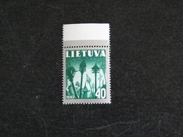 LITUANIE LIETUVA YT 406 ** - OBJETS DE PROCESSIONS - Lituania