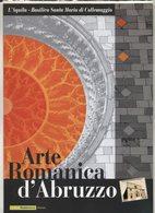 2010 Italia, Folder Arte Romanica D'Abruzzo, Al Prezzo Di Copertina - 6. 1946-.. Republic