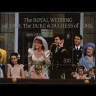 MONTSERRAT 1986 - Scott# 617 S/S Royal Wedding MNH - Montserrat