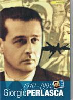 ITALIA 2010 - FOLDER   GIORGIO PERLASCA  CON CD    - SENZA SPESE POSTALI - 6. 1946-.. Repubblica