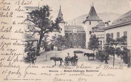 SIERRE // Hotel- Chateau Bellevue - Hotels & Restaurants
