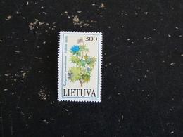 LITUANIE LIETUVA YT 431 ** - FLORE FLEUR PANICAUT MARITIME - Lituania
