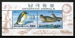 Korea 1996 Corea / Birds Mammals Seal MNH Vögel Säugetiere Aves Mamíferos Foca Oiseaux / Cu12813  36 - Unclassified