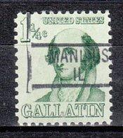 USA Precancel Vorausentwertung Preo, Locals Illinois, Mainluis 839 - Vereinigte Staaten