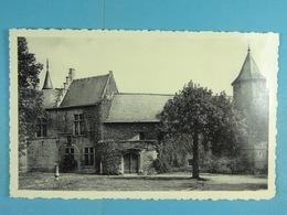 Woluwe-St-Lambert Château T'Hof Van Brussel - St-Lambrechts-Woluwe - Woluwe-St-Lambert