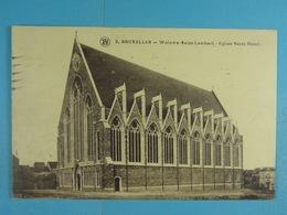 Bruxelles Woluwe-St-Lambert Eglise Saint-Henri - St-Lambrechts-Woluwe - Woluwe-St-Lambert