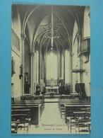 Watermael-Couvent Intérieur De L'église - Watermaal-Bosvoorde - Watermael-Boitsfort