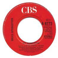 """Bruce Springsteen  """"  My Hometown  """" - Vinyles"""