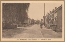 Kapellen 402. Capellen  Koning Albertlei  - Avenue Roi Albert. Met Volk - Antwerpen