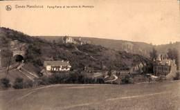 Denée Maredsous - Faing-Fania Et Les Ruines De Montaigle - Anhée