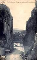 Profondeville - Gorge Des Rochers De Fresne-Lustin (A F) - Profondeville