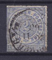 Nord Deutscher Postbezirk 1868 Mi. 5    2 Gr. Talerwährung - Norddeutscher Postbezirk