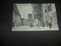 Italie  Italia  Italië  :  Pisa - Borgo - Italien