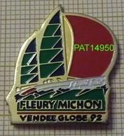 VOILE VENDEE GLOBE 92   FLEURY MICHON  L' Esprit Frais - Sailing, Yachting