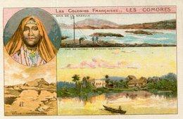 LES COMORES(CHROMO) - Comoren