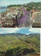 Madeira - 4 Unused Poscards. H-301 - Madeira