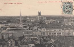 10 - TROYES - Vue Générale - Troyes