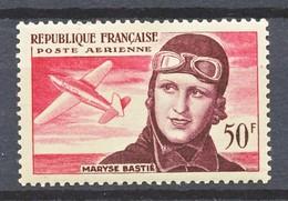 FRANCE - PA34 - 1955 - Maryse Bastié - Neuf - 1927-1959 Mint/hinged