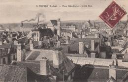 10 - TROYES - Vue Générale - Côté Est - Troyes