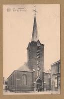 PUURS 11. LIPPELOO Kerk Ten Westen, Geanimeerd. Uitg. H.W. Lippeloo (zie Ook Beschrijving) - Puurs