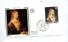 Lettre Fdc 1980 Paris Dürer - 1980-1989