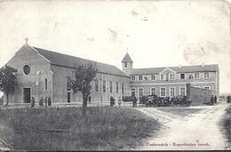 AISNE - 02 - SISSONNE - Chapelle Et La Maison Familiale Construite Près Du Camp - Sissonne