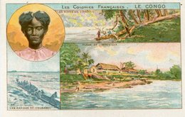 CONGO(CHROMO) - Congo - Brazzaville