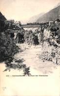 Gotthardbahn - Viaduct Bei Göschenen (train) - UR Uri