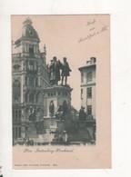Frankfurt Das Gutenberg Denkmal - Autres