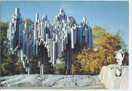AK-46998   -  Finnland - Eila Hiltunen - Das Denkmal Von Jean Sibelius - Finlandia