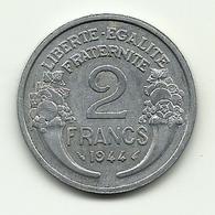 1944 - Francia 2 Francs - I. 2 Franchi