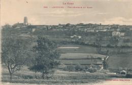 CPA - France - (32) Gers - Lectoure - Vue Générale Du Nord - Lectoure