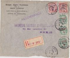 Maroc Lettre Sans Dos. - Maroc (1891-1956)