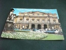 Auto Car Taxi  + Citroen Teatro Alla Scala Milano Piega Ang. - Taxi & Carrozzelle